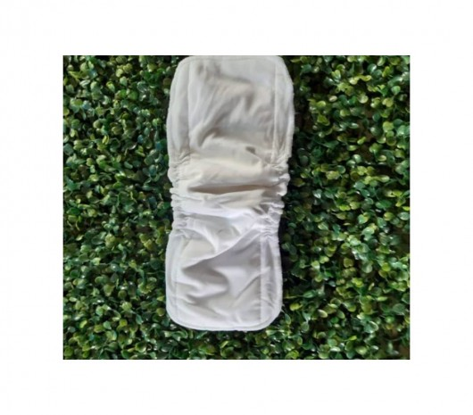 Double Gusset Bamboo Cotton Insert (5 layers) - MOMlgh9