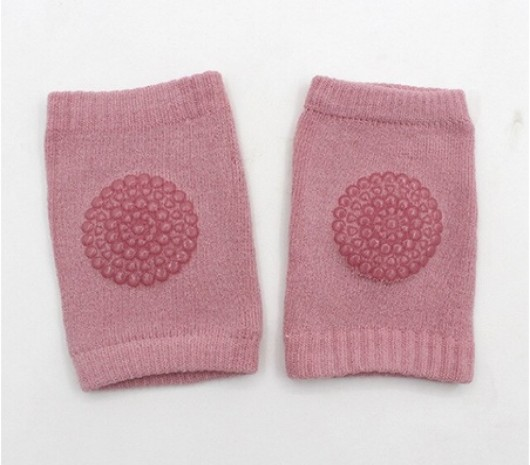 Baby Knee pads Pink - MOMmo45