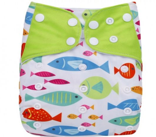 Reusable Cloth Diapers - MOM80bs