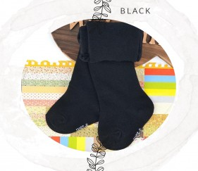 Plain stockings (black) - MOMvl7b