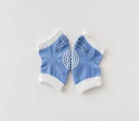 Baby Knee pads Blue - MOMjmwj