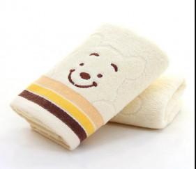 Microfiber Bath Towel (Yellow) - MOMpobo