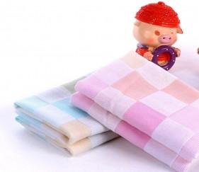 Newborn Baby Towel Cotton Double Layer Gauze - MOM6exw
