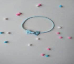 Newborn Soft Hairbow - Sky Blue - MOMz3k4