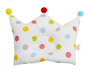 Cute Crown Pillow - MOMfgbz