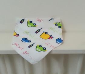 Baby Bibs Triangle Cotton - MOMclx7