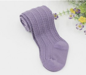 Baby Stockings Purple - MOM79jw