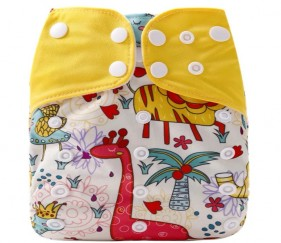 Reusable Cloth Diapers - MOMga6d