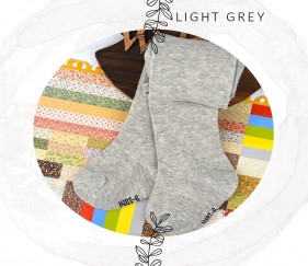 Plain stockings (light grey) - MOMuqv5